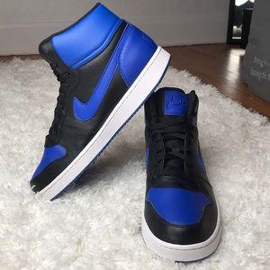 NWOT Nike Blue Ebernon Mid AQ1773001